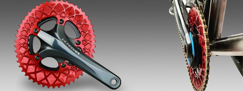 Oval Chainrings and Power Cranks - The Perfect Cycling Combination