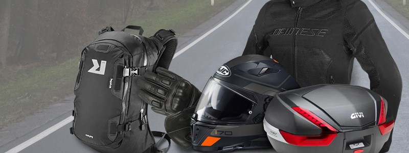 Must-have Motorcycle Gear for Commuting