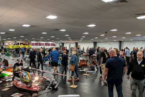 Good crowds at ScooterExpo 2019 well attended
