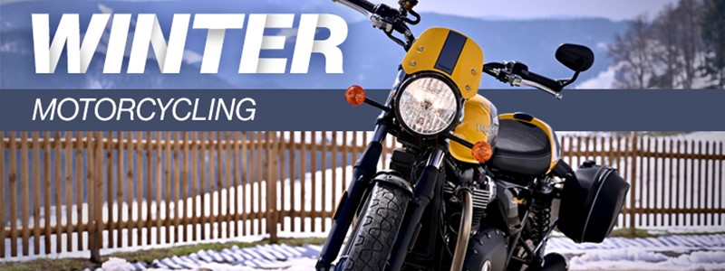 Winter Motorcycling: Preparing for the Colder Months