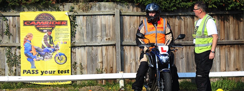 How to Pass Your Full UK Motorcycle A Licence - Step by Step