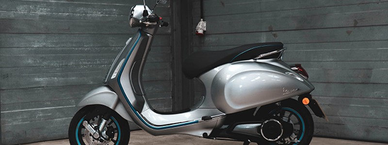 Vespa Elettrica L1 Road Test Review