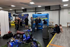 Lexham Stand at ScooterExpo 2019
