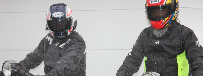 Winter Riding - What To Wear