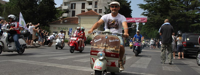 Vespa World Days, Croatia