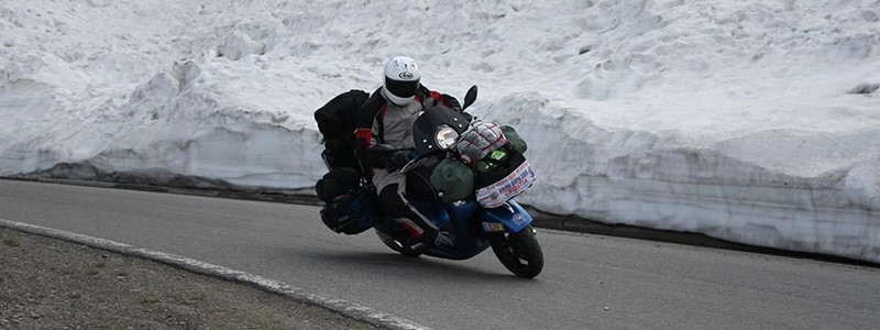 6 Motorcycle Winter Riding Tips - Stay Safe On The Road This Winter