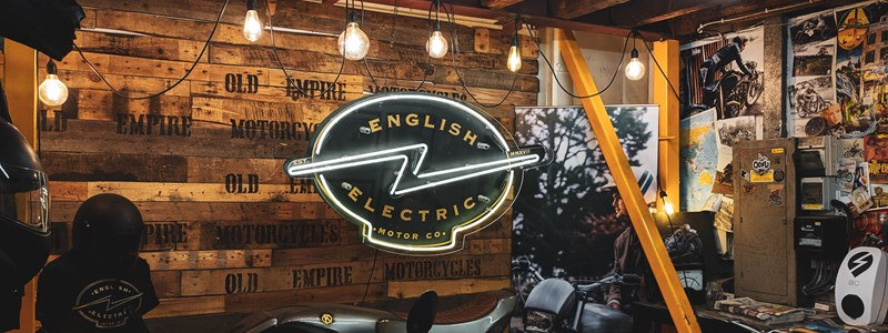 Interview with Alec Sharp - English Electric Motor Co