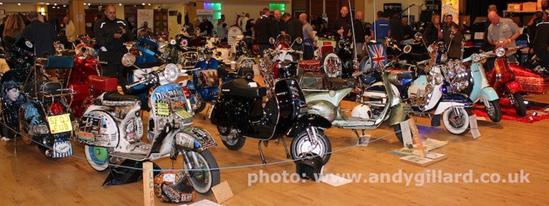 Bridlington Trade & Custom Show 2016