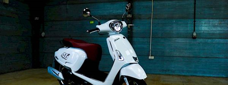 Kymco Like 125 - Road Test and Review